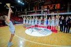 """2019 03 10. Baltijos moterų lyga. Finalas. Kauno """"Aistės-LSMU"""" – Rygos TTT."""