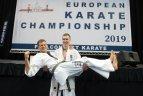 2019 04 14. Europos kiokušin karatė čempionato antroji diena Vilniuje