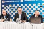 2019 04 23. Lietuvos krepšinio federacijos metinė konferencija.