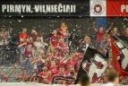 """Vilniaus """"Rytas"""" - Kauno """"Žalgiris"""" - 67:85"""