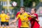 Lietuvos mažojo futbolo čempionato 7x7 trečiasis etapas Telšiuose.