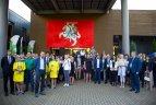 Lietuvos ambasadoje Baltarusijoje – Valstybės dienos šventė.