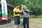 Lietuvos diskgolfo taurės finalinis etapas Barborlaukyje, Jonavos r.