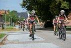 Lietuvos rinktinės pasirengimas pasaulio orientavimosi sporto kalnų dviračiais čempionatui