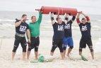 Vasaros paplūdimio sporto festivalis Smiltynėje.