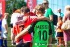 """Pristatyta FK """"Vilnius"""" vaikų futbolo mokykla """"Vilnius Kickers""""."""