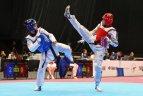 Lietuvos sportininkai kovojo Europos jaunimo tekvondo čempionate.