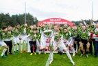 """2019 09 29. Lietuvos futbolo federacijos taurės finalas Utenoje. """"Sūduva"""" – """"Banga"""" 4:0."""