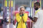 2019 09 30. Lengvosios atletikos pasaulio čempionatas Dohoje. Moterų ieties metimo atranka.