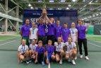 """SEB """"Futures Cup"""" teniso turnyras Vilniuje."""