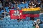 Lietuva - Brazilija - 58:64.