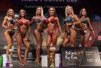 """Kaune vyko tarptautinis IFBB kultūrizmo ir fitneso turnyras """"Valio PROfeel cup"""""""