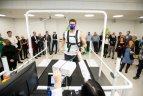 """Sporto medicinos, mokslo bei tyrimų laboratorijos """"LTeam LAB"""" atidarymas."""