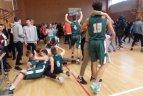 19-ųjų Vilniaus gimnazistų žaidynių vaikinų krepšinio finalinės varžybos.