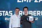 """Lietuvos lenktynininkas G.Grinbergas su """"Rick Ware Racing"""" komanda tapo Azijos Le Mano serijos čempionu."""