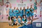 Douglas Baltijos moterų krepšinio lygos finalas.