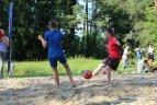 """Tarptautinis vaikų paplūdimio turnyras """"STIHL SUMMER CUP 2017"""" Kačerginėje"""