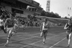 LAF 90. Olimpinis čempionas Remigijus Valiulis.