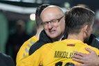 2019 11 17. Lietuvos vyrų futbolo rinktinė įveikė Naujosios Zelandijos futbolininkus.