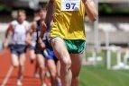 5000 m. 1.Tomas Matijošius (V.) 14:20.92 (geriausias sezono rezultatas Lietuvoje)