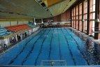 Po pusės metų pertraukos vėl atidarytas Vilniaus Lazdynų baseinas