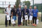 Tarptautinis padelio teniso turnyras Dubingiuose