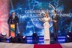 Geriausių 2018 m. Lietuvos neįgaliųjų sportininkų apdovanojimų vakaras.