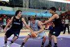 Lietuviai pralaimėjo Argentinos krepšininkams