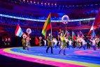 2019 10 27. 7-ųjų pasaulio kariškių žaidynių uždarymo šventė.