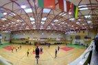 Vilniuje  vyko VI V. Artamonovo taurės tinklinio veteranų tarptautinis turnyras