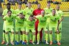 """2019 07 11. Europos lyga. Vilniaus """"Riteriai"""" – Farerų salų """"Klaksvik"""" 1:1."""