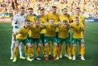 2019 09 07. Europos čempionato atranka. Lietuva – Ukraina 0:3.