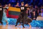 2019 11 30. Pasaulio standartinių sportinių šokių čemionatas Vilniuje