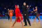 2019 11 30. Lotynų amerikos šokiu pasaulio reitingo varžybos WORLD OPEN