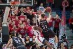 """Vilniaus """"Rytas""""-Monako """"As Basket"""" - 80:75 (15:10, 18:19, 25:24, 22:20)"""