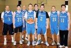 Šiaurės Amerikos fizinio lavinimo ir sporto sąjungos (ŠALFASS) senjorų krepšinio pirmenybės Detroite.