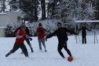 Tradicinis profesijų futbolo turnyras Kačerginėje.