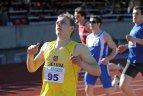 LAF taurė. 400 m. 1.Domantas Žalga (P.) 48.49