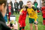Pirmasis Darvydo Šerno vardo vaikų futbolo turnyras.