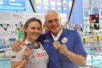 Europos sporto meistrų žaidynėse Turine – Lietuvos plaukikų sėkmė.
