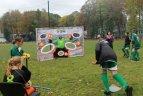 Atviras Kauno miesto žolės riedulio čempionatas Veršvų gimnazijos 100 metų jubiliejui paminėti.