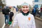 """2020 01 11. XXIX tarptautinis bėgimas """"Gyvybės ir mirties keliu"""" Vilniuje"""
