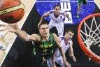 2010.09.12 Pasaulio krepšinio čempionatas Turkijoje. Lietuva - Serbija 99:88