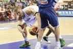 2010.09.01 Pasaulio krepšinio čempionatas Turkijoje. Lietuva - Prancūzija 69:55
