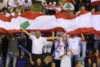 2010.09.02 Pasaulio krepšinio čempionatas Turkijoje. Lietuva - Libanas 84:66