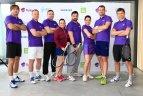"""""""Telia teniso klubų lygos"""" atidarymo turnyras."""
