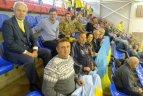 """Rankinio turnyro """"Ambasadoriaus taurė-2017"""" finalas"""