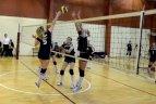"""Klaipėdoje vyko 8-asis tarptautinis tinklinio senjorų turnyras """"Virginijos Margienės taurė 2014""""."""