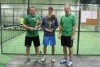 """Padelio teniso turnyro """"LPF Vasaros taurė 2016"""" 4-asis etapas."""
