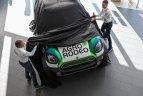 """""""Agrorodeo"""" komanda pristatė naują savo Dakaro automobilį """"Mini John Cooper Works Rally""""."""
